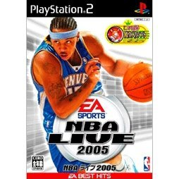 NBA Live 2005 (EA Best Hits)