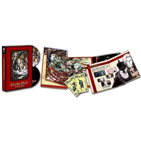 Trinity Blood Chapter.1 Collector's Edition [DVD+CD Limited Edition]