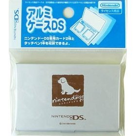 Aluminum Case DS - Nintendogs