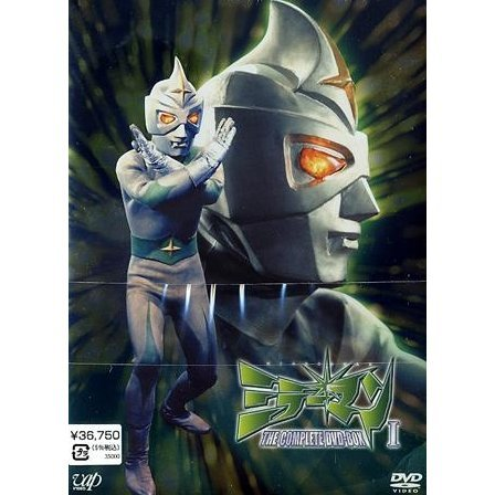 Mirrorman the complete DVD Box I [Limited Edition]