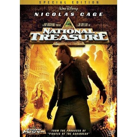 National Treasure Special Edition