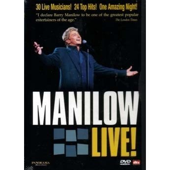 Barry Manilow Live!