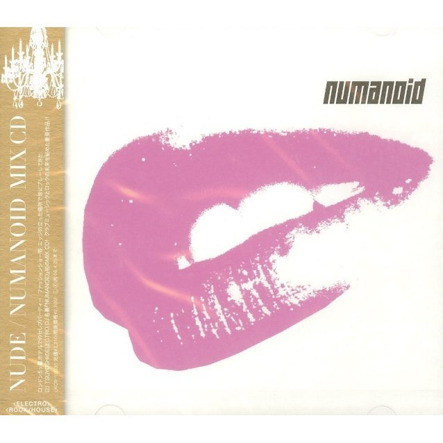 Nude: Numanoid Mix CD
