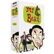 Mr. Bean Animated Series DVD Box 1