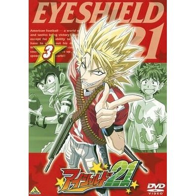 Eyeshield21 Vol.3
