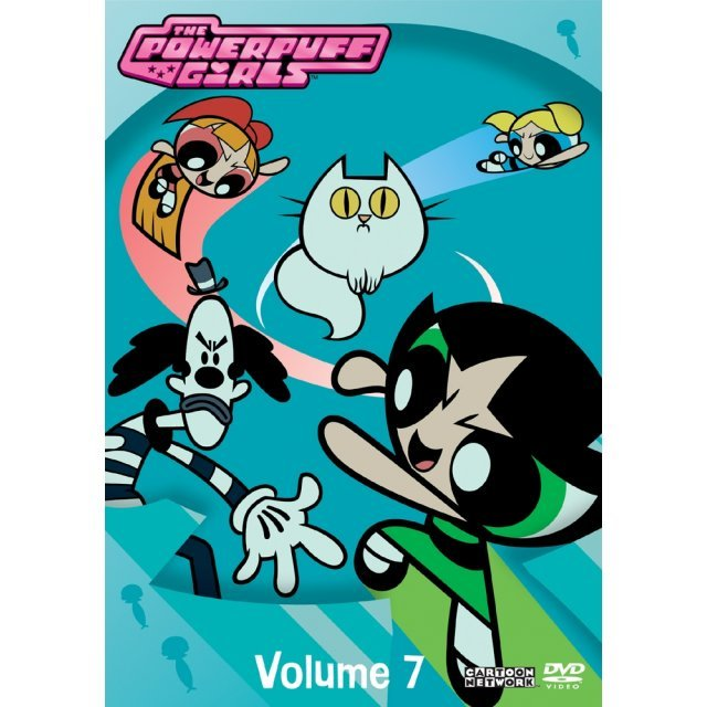 The Powerpuff Girls Vol.7