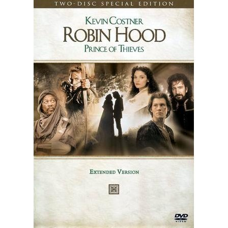 Robin Hood: Prince of Thieves Special Edition [low priced Limited Release]