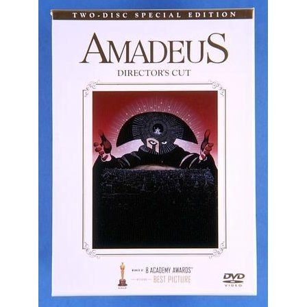 Amadeus Director's Cut Special Edition [low priced Limited Release]