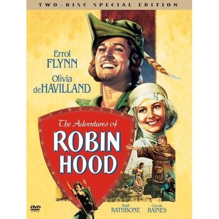 The Adventures of Robin Hood Special Edition [low priced Limited Release]
