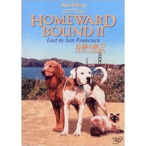 Homeward Bound II -Lost In San Francisco- [low priced Limited Release]