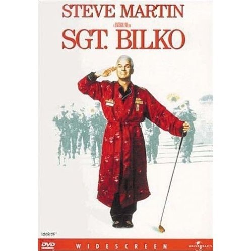 SGT. Bilko [low priced Limited Release]