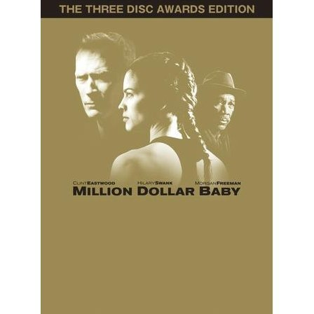 Million Dollar Baby [DVD+CD Limited Edition]