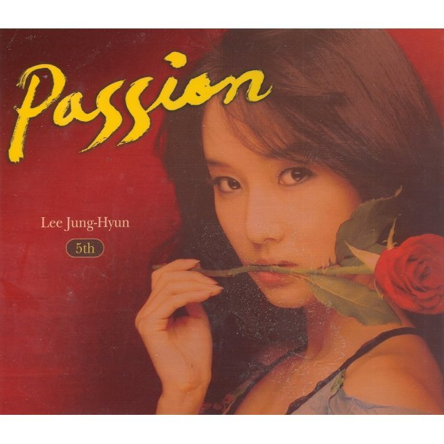 Lee Jung Hyun vol.5 - Passion