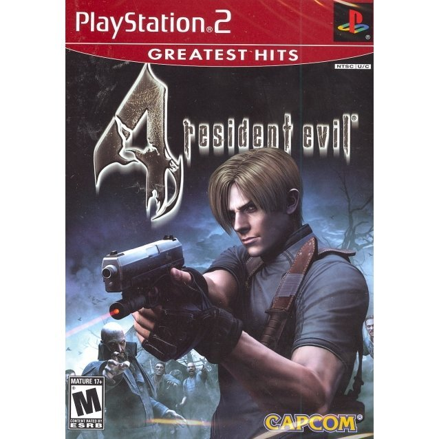 Resident Evil 4 (Greatest Hits)