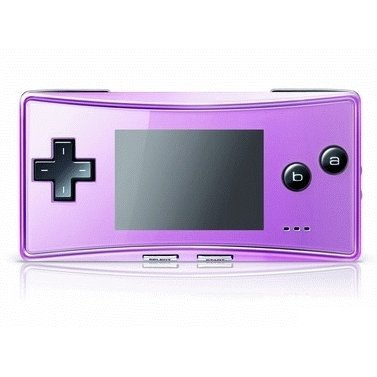 Game Boy Micro Console - purple (110V)