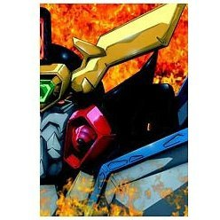 The King of Braves Gaogaigar Final Grand Glorious Gathering DVD Box [DVD+ Figures Limited Edition]