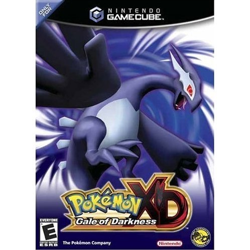 Pokemon XD: Gale of Darkness