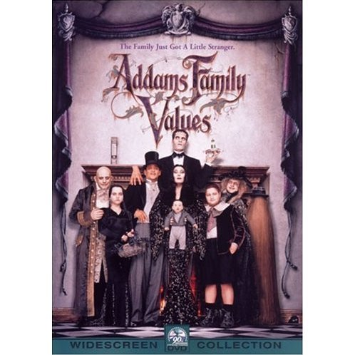 Addams Family Values [low priced Limited Release]