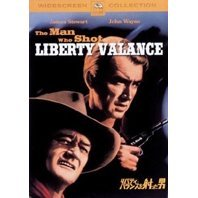 The Man Who Shot Liberty Valance [low priced Limited Release]