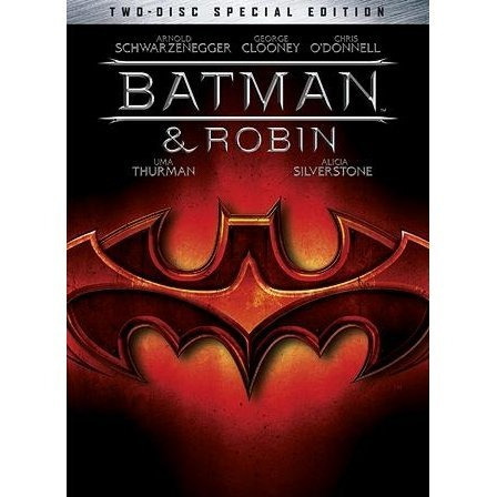 Batman & Robin Special Edition
