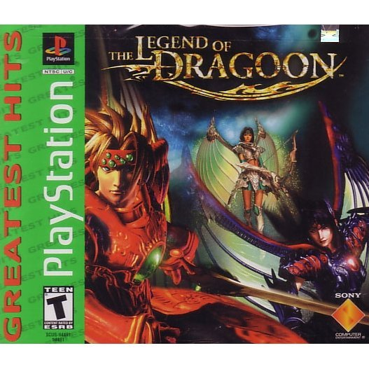 The Legend of Dragoon (Greatest Hits)
