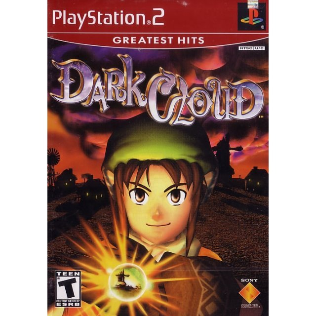 Dark Cloud (Greatest Hits)