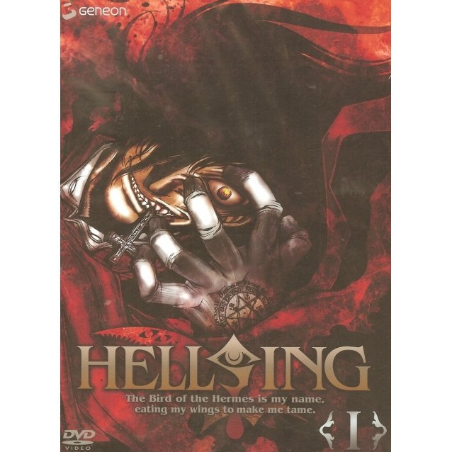 Hellsing 1 [Limited Edition]