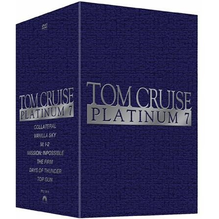 Tom Cruise Platinum 7 Box [Limited Edition]