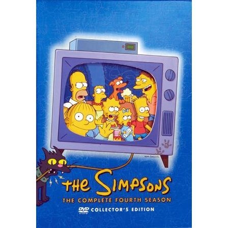 The Simpsons - The Complete Fourth Season Collector's Edition [Limited Edition]
