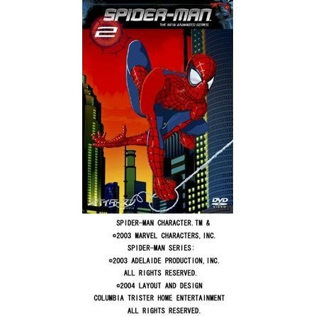 Spider-Man New Anime Series Vol.2