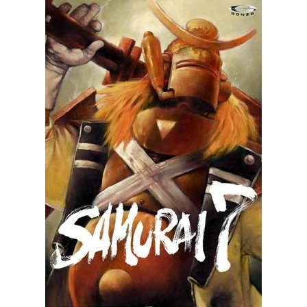 Samurai 7 Vol.4 [Limited Edition]