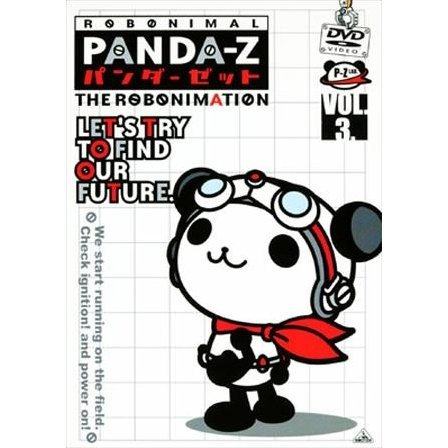 Panda Z The Robonimation 3