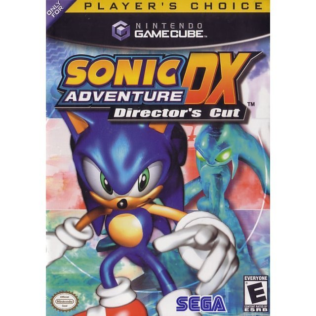 Sonic Adventure DX Director's Cut (Player's Choice)