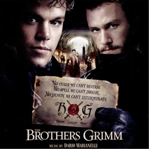 The Brothers Grimm Original Motion picture Soundtrack