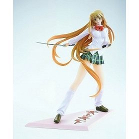 Tenjho-Tenge Realistic detail action figure Vol.2: Aya Natsume (Bome Special Paint Version)