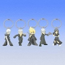 Final Fantasy VII Advent Children Collection Gashapon