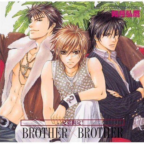 Ruby CD Collection: Kyodai Gentei! Brother X Brother