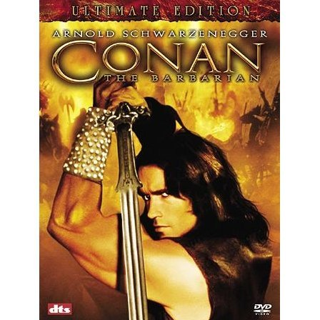 Conan The Barbarian Ultimate Edition [Limited Edition]