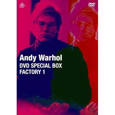 Andy Warhol DVD Special Box Factory 1
