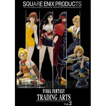 Final Fantasy Trading Arts Vol.2