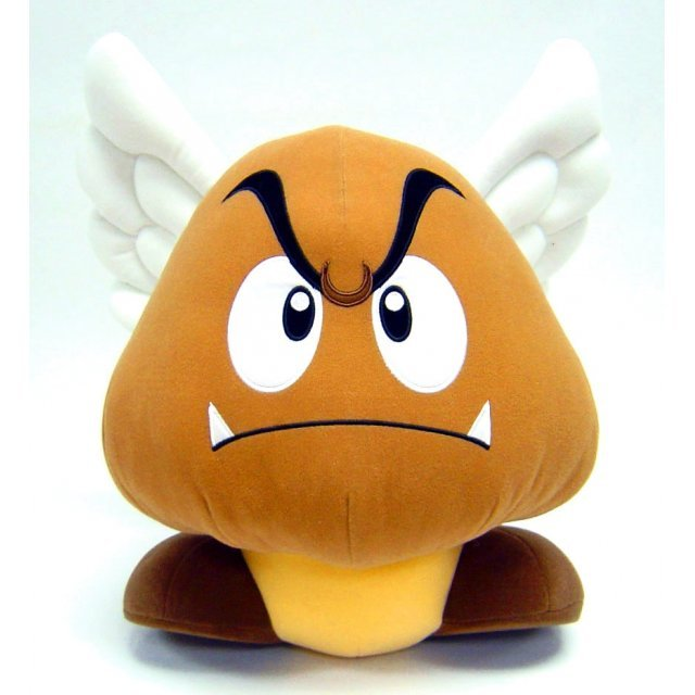 Super Mario Bros. 3 DX Plush Doll Vol.2: Goomba (large)