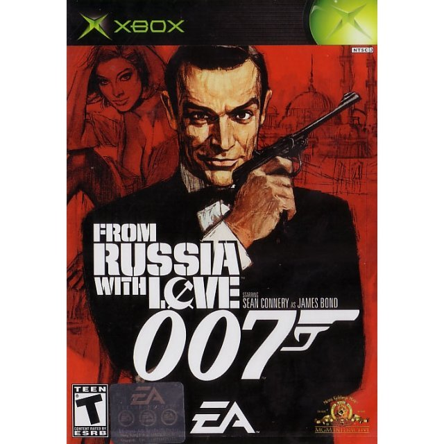 James Bond 007 From Russia With Love