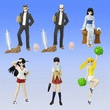 School Rumble Collection Gashapon Vol.2