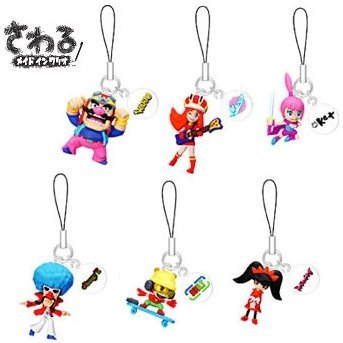 Touch! Made in Wario Phone Strap Gashapon