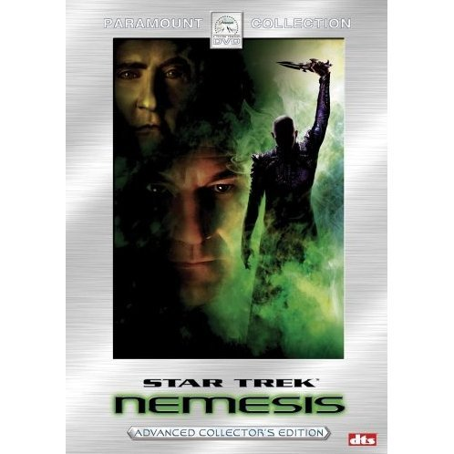 Star Trek Nemesis Advanced Collector's Edition
