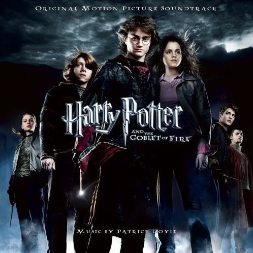 Harry Potter And The Goblet of Fire - Original Motion Picture Soudtrack