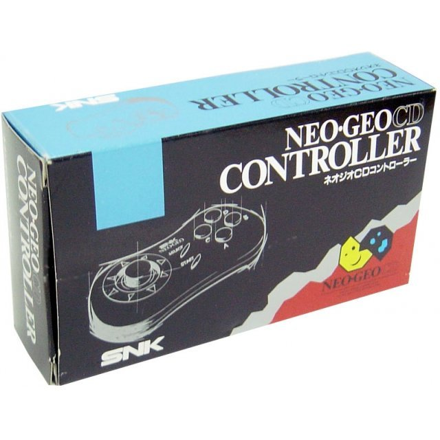 NeoGeo CD Joypad