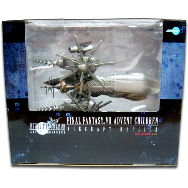 Final Fantasy VII Advent Children: The Sierra - Non Scale Pre-Painted Action Figure