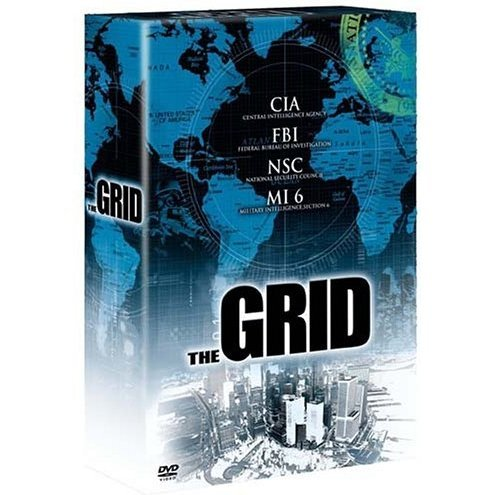 The Grid DVD Collector's Box