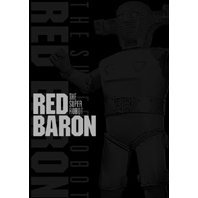 Super Robot Red Baron DVD Box